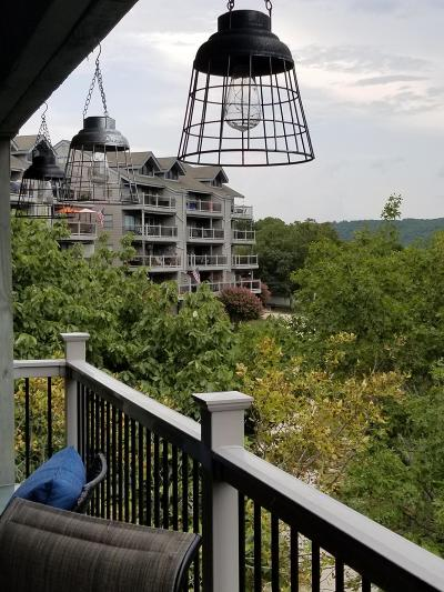 Stone County Condo/Townhouse For Sale: 10 Treehouse Lane #5