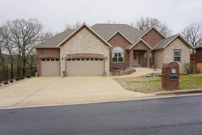 Branson MO Single Family Home For Sale: $409,900