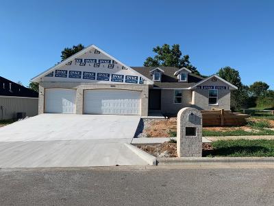 Nixa Single Family Home For Sale: 1099 East Lakota Drive
