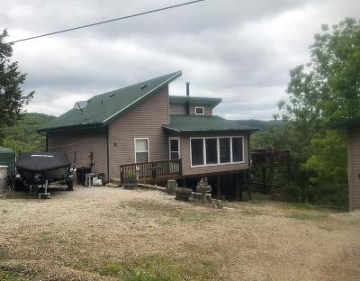 Stone County, Taney County, Barry County Single Family Home For Sale: 193 Overlook Road
