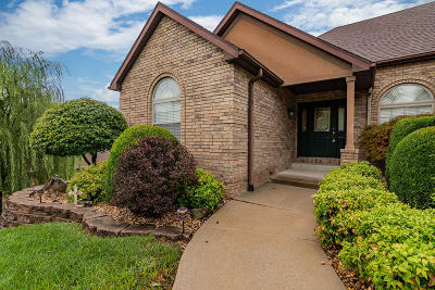 Stone County Single Family Home For Sale: 1109 Ledgestone Lane