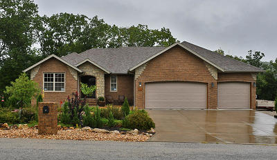 Branson Single Family Home For Sale: 371 Southwoods Way