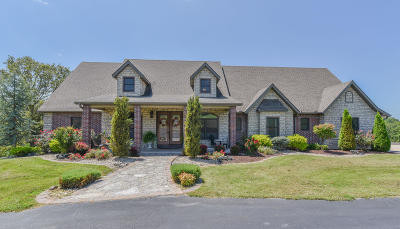 Webster County Single Family Home For Sale: 522 Frog Pond Road
