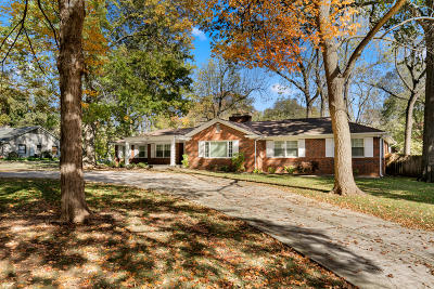 Greene County Single Family Home For Sale: 1322 South Pickwick Avenue