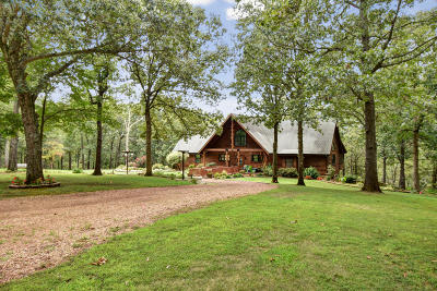 Christian County Single Family Home For Sale: 255 Shady Ridge Lane