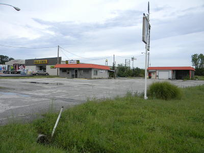 Greene County Commercial For Sale: 501 & 503 East Old Rt 66