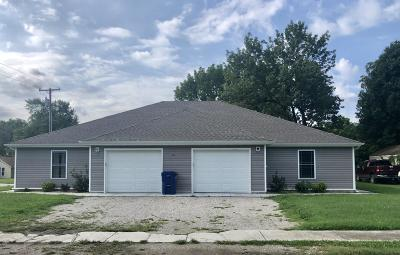Webster County Multi Family Home For Sale: 410 Lucas Street