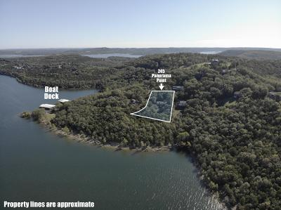 Cape Fair, Eagle Rock, Galena, Golden, Shell Knob, Blue Eye, Branson, Branson West, Indian Point, Kimberling City, Lampe, Reeds Spring, Ridgedale, Forsyth, Hollister, Kirbyville, Kissee Mills, Rockaway Beach Single Family Home For Sale: 245 Panorama Point