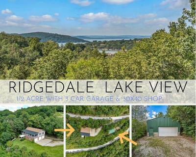 Ridgedale Single Family Home For Sale: 228 Club Drive