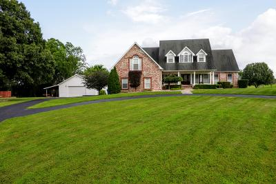 Christian County Single Family Home For Sale: 284 Green Oaks Drive