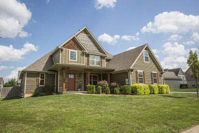 Christian County Single Family Home For Sale: 3504 North Ledgestone Drive