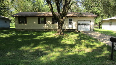 Polk County Single Family Home For Sale: 1125 South Carl