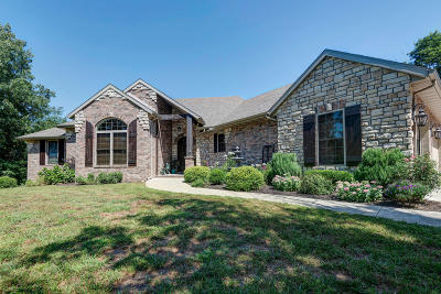 Willard Single Family Home For Sale: 3958 North Farm Road 79