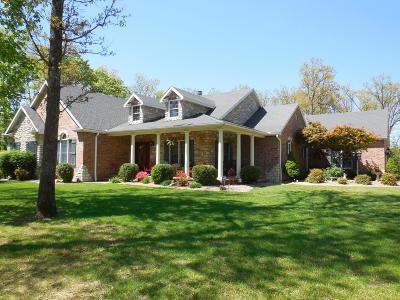 Greene County Single Family Home For Sale: 4475 East Golden Oak Lane