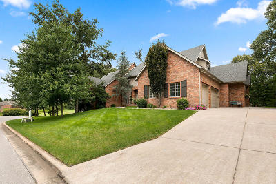 Christian County Single Family Home For Sale: 8413 Pasatiempo Drive