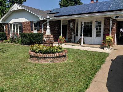 Stockton Single Family Home For Sale: 201 East Oak Street