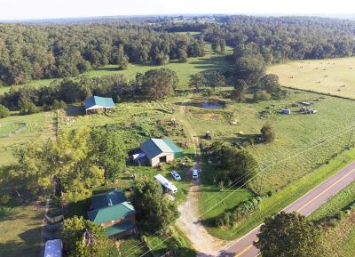 Farm For Sale: 4420 State Route Dd