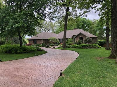 Christian County Single Family Home For Sale: 286 Blue Jay Way