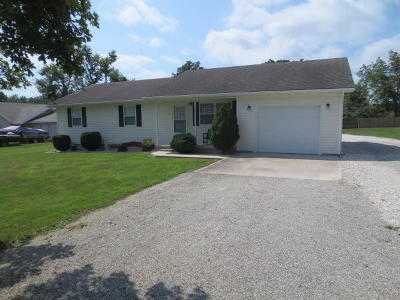 Webster County Single Family Home For Sale: 317 South Peightel Street