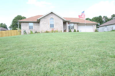 Willard Single Family Home For Sale: 107 Jacaranda