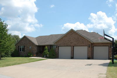 Christian County Single Family Home For Sale: 170 Bayberry Drive