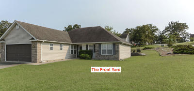 Branson MO Single Family Home For Sale: $150,000