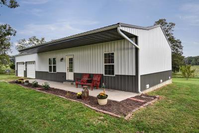 Aurora Single Family Home For Sale: 19618 Farm Road 2015