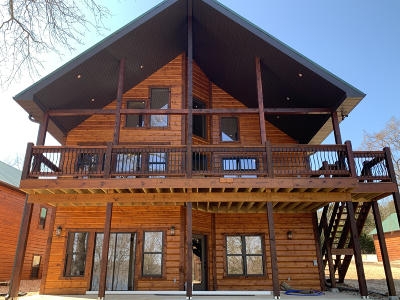 Stone County Single Family Home For Sale: 26 Cave Lane #Cabin 5