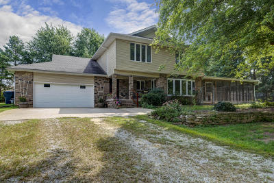 Christian County Single Family Home For Sale: 1500 North Cheyenne Road