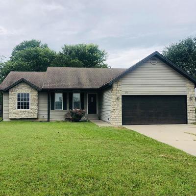 Rogersville Single Family Home For Sale: 259 Carlie Avenue