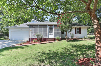 Springfield Single Family Home For Sale: 4841 South James Avenue