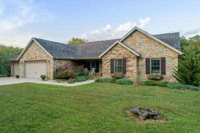 Webster County Single Family Home For Sale: 346 Autumn Circle