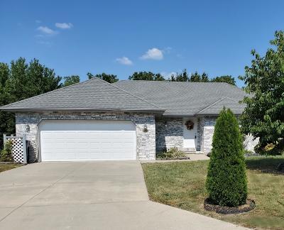 Springfield Single Family Home For Sale: 3821 West Lark Street