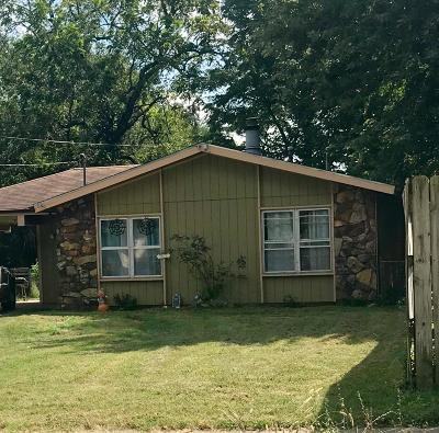 Greene County Multi Family Home For Sale: 2644 West Chestnut St.(Package Of Homes)