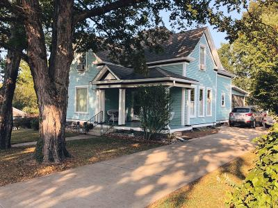 Christian County Single Family Home For Sale: 410 North 2nd Avenue