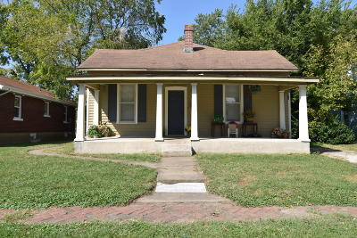 Springfield Single Family Home For Sale: 1715 North Summit Avenue