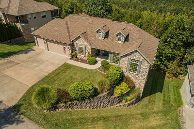 Taney County Single Family Home For Sale: 862 Silvercliff Way