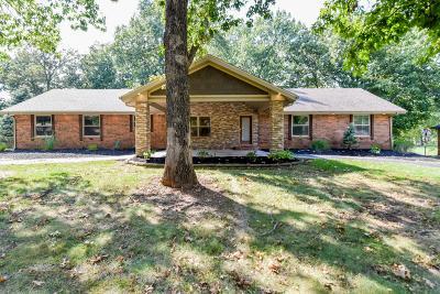 Christian County Single Family Home For Sale: 8404 Interlochen Drive