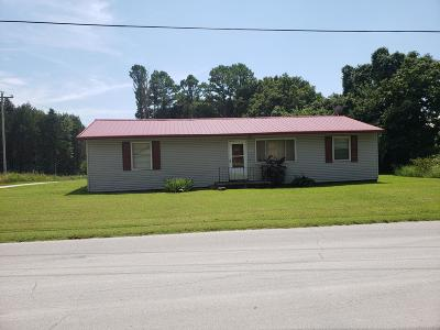 Stone County Single Family Home For Sale: 560 Fish & Fun Road