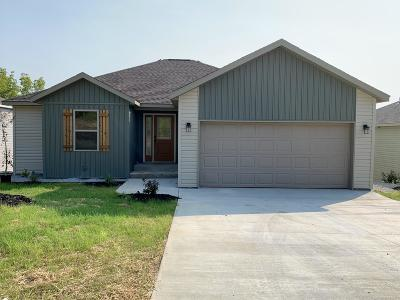 Taney County Single Family Home For Sale: 6542 Prairie Circle