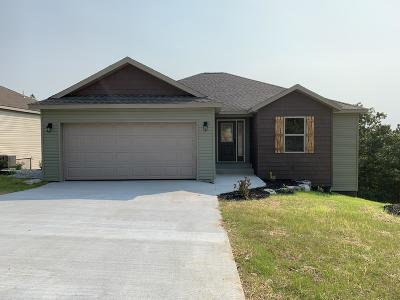 Taney County Single Family Home For Sale: 6544 Prairie Circle