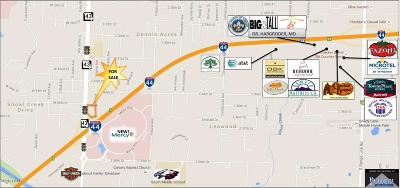 Newton County Residential Lots & Land For Sale: 4515 S Main