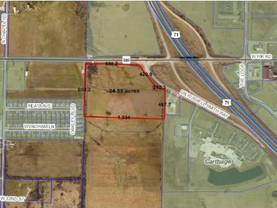 Jasper County Residential Lots & Land For Sale: Highway Hh N 25
