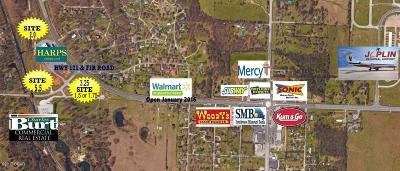 Jasper County Residential Lots & Land For Sale: Lot 4a Hwy 171 & Fir Road