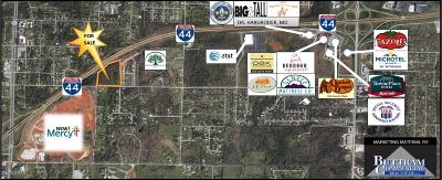 Jasper County Residential Lots & Land For Sale: 1501 E 44th Street Tract 1