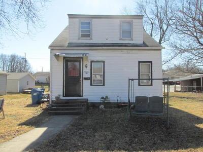 Jasper County Single Family Home For Sale: 1410 W Olive Street