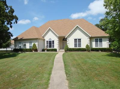 Joplin Single Family Home For Sale: 831 E Zora