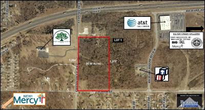 Jasper County Residential Lots & Land For Sale: Neq 44th Street & Connecticut