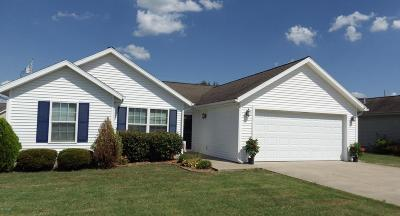 Webb City MO Single Family Home SOLD: $115,000