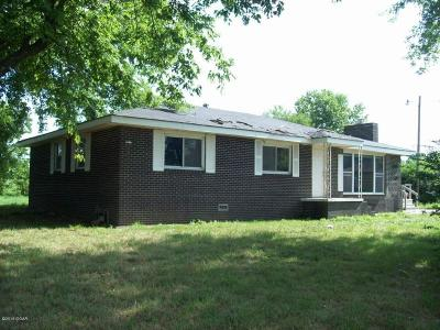 Diamond MO Single Family Home Sold: $29,100